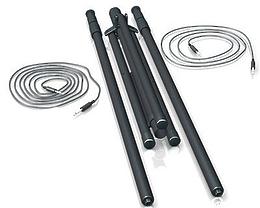 HK Audio HK AUDIO L.U.C.A.S. Nano 300 Add On Package 2 Набор аксессуаров для комплекта Nano 300, включает подставки и спикер кабели