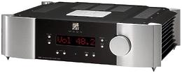 Sim Audio MOON 700i 2 TONE (black/silver)\Blue Display Усилитель интегральный