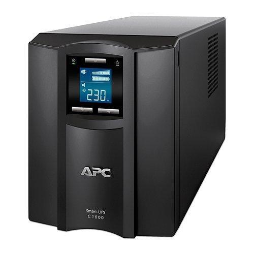 APC Smart-UPS SMC1000I 1000VA black в «HiFiRussia»