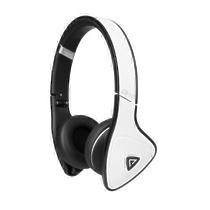Monster 128484-00 DNA On-Ear Headphones White Tuxedo