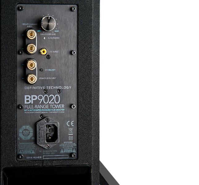 Напольная акустика Definitive Technology BP9020 black фото #1 в «HiFiRussia»