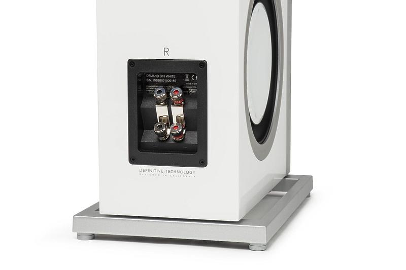 Напольная акустика Definitive Technology Demand D15 High Gloss White фото #2 в «HiFiRussia»