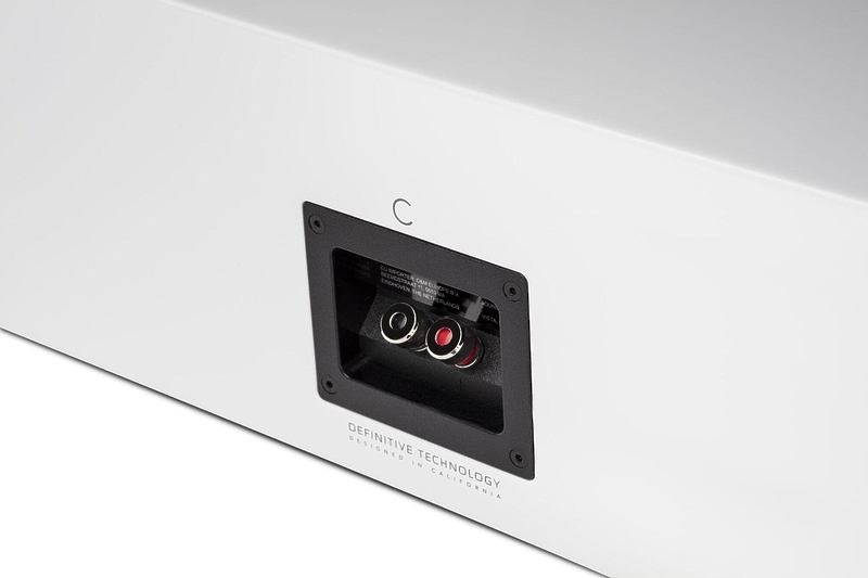 Акустика центрального канала Definitive Technology Demand D5C High Gloss White фото #1 в «HiFiRussia»