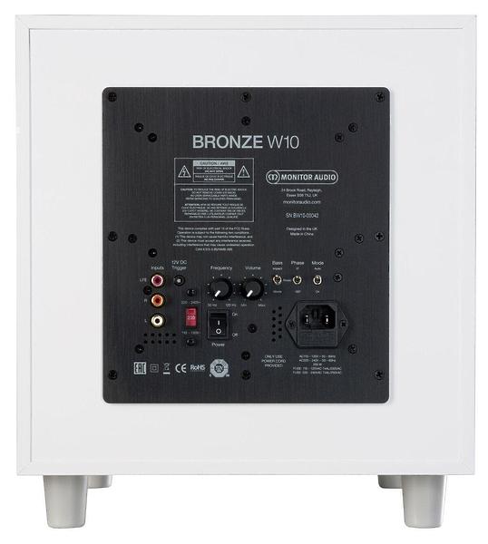 Monitor Audio Bronze W10 Urban Grey (6G) #1 в «HiFiRussia»