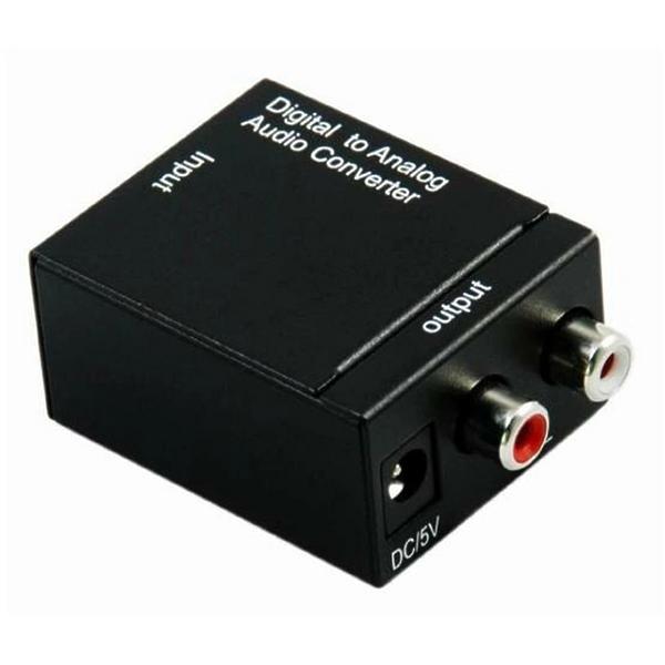 Dr.HD CA 210 DA Конвертер Coaxial + S/PDIF в AV #1 в «HiFiRussia»