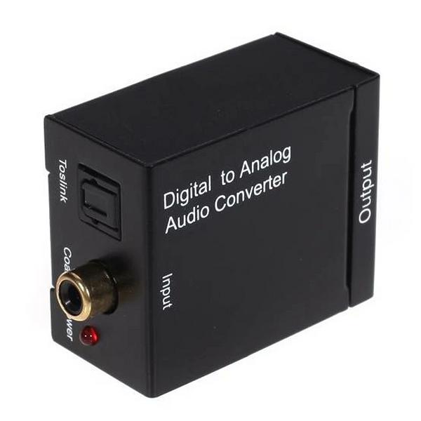 Dr.HD CA 210 DA Конвертер Coaxial + S/PDIF в AV #5 в «HiFiRussia»