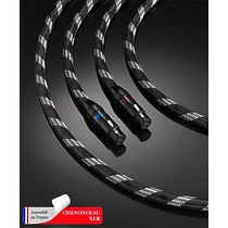 Real Cable Chenonceau-XLR 1.0m