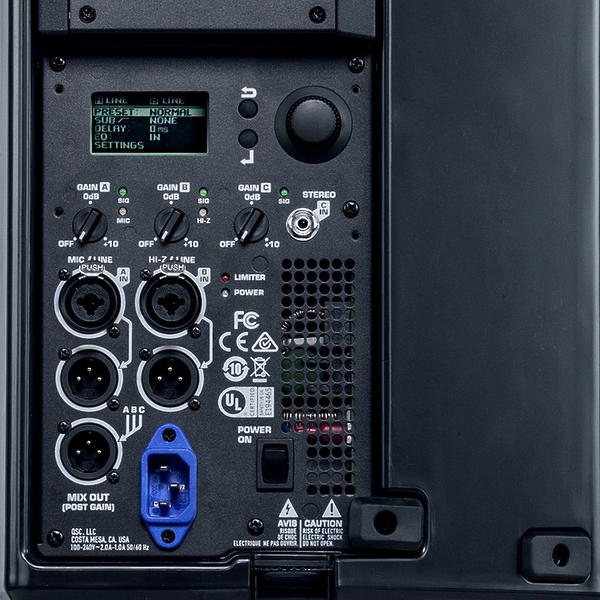 Активная акустическая система QSC K8.2 #4 в «HiFiRussia»