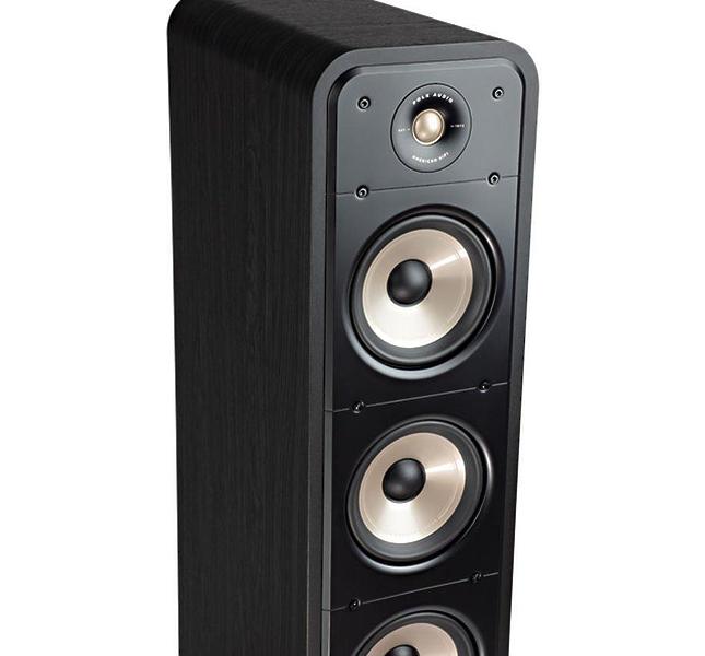 Напольная акустика Polk Audio Signature S60Е Black #5 в «HiFiRussia»