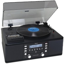 Teac LP-R550USB black