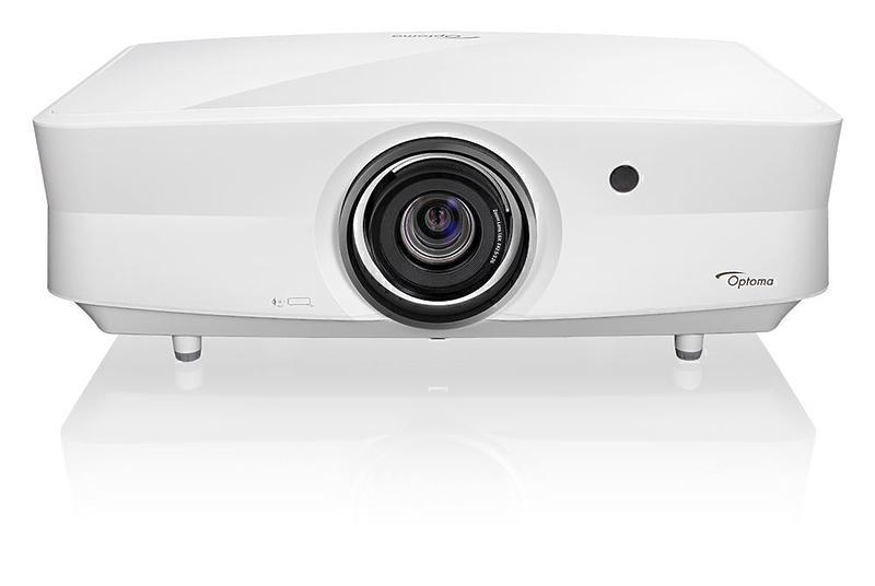 Кинотеатральный проектор Optoma UHZ65LV #1 в «HiFiRussia»