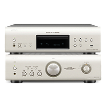 PMA-1520AE + DCD-1520AE silver