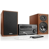 Denon D-M40 Black/Cherry (RCD-M40 black + SC-M40 cherry)