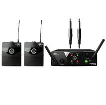 AKG WMS40 Mini2 Instrumental Set US25AC (537.5/539.3МГц)
