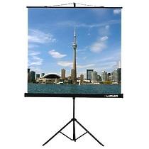 Lumien Eco View (1:1) 150x150 см Matte White