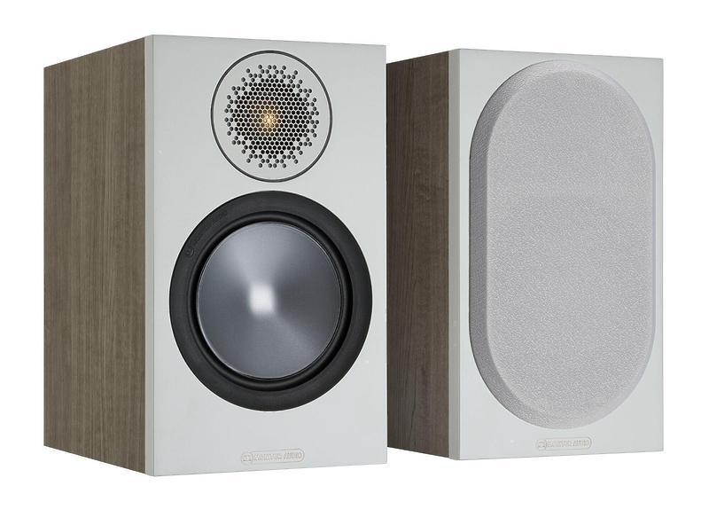 Monitor Audio Bronze 50 Urban Grey (6G) в «HiFiRussia»