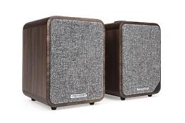 Ruark Audio MR1 MK2 rich walnut veneer