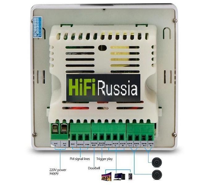 Встраиваемый усилитель Amethyst Audio IW-20 #5 в «HiFiRussia»