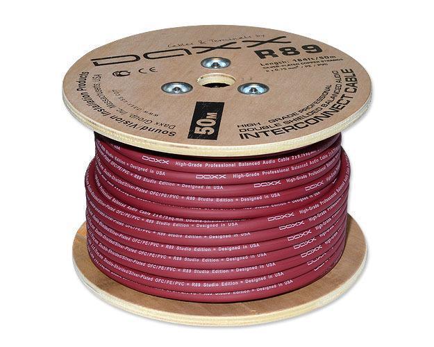 Сабвуферный аудио кабель с посеребренными жилами 2х0,75мм2. D=9мм 20м #1 в «HiFiRussia»