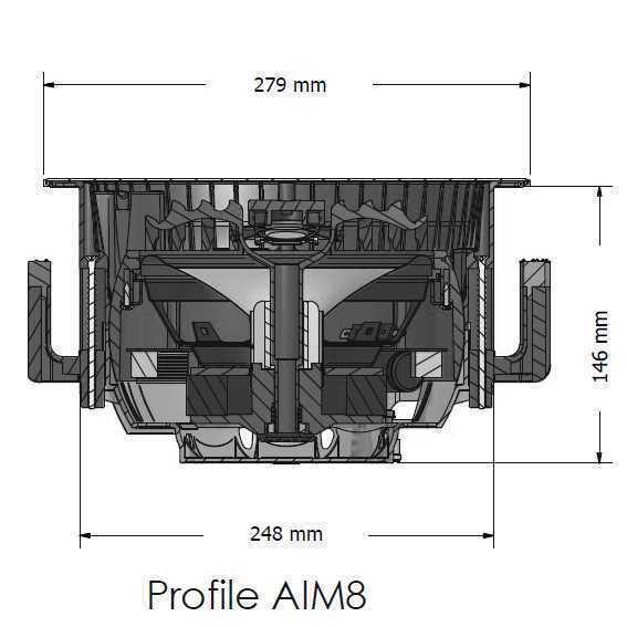 SpeakerCraft PROFILE AIM8 THREE, акустика встраиваемая #1 в «HiFiRussia»