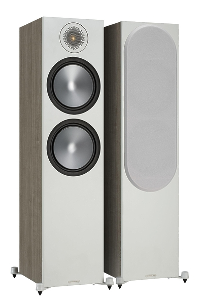 Monitor Audio Bronze 500 Urban Grey (6G) в «HiFiRussia»
