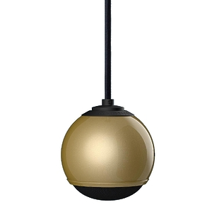 Gallo Acoustics Micro Single Droplet Gold + black cable (GM1GODROP)